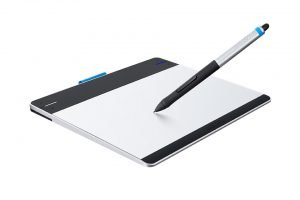 Wacom Tablet used for Online ACT Preparation