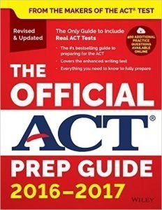 ACT Prep Guide with Real Tests for ACT Preparation