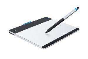 Wacom Tablet Used for Online SAT Preparation